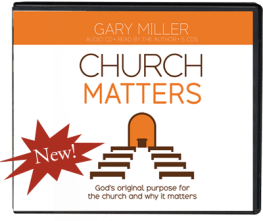 Church Matters Audio CD