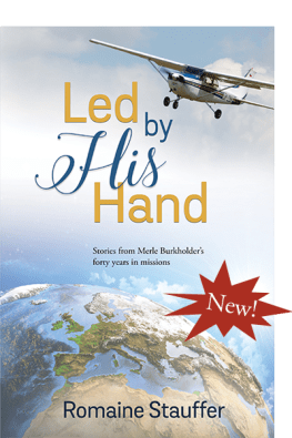 Led by His Hand