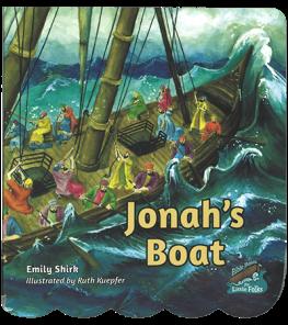 Jonah's Boat