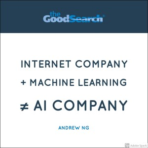 Ready for AI Company Definition