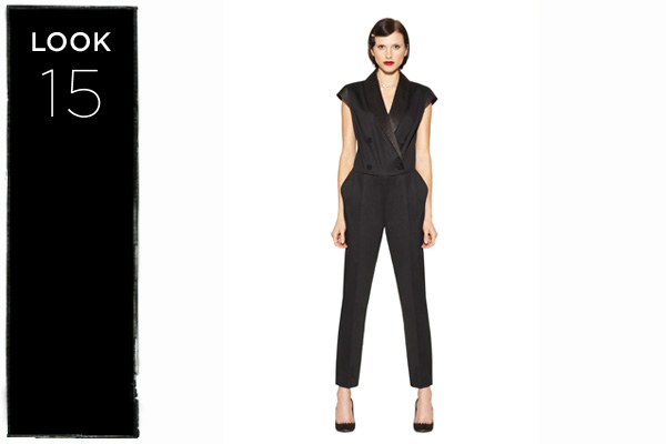 Jumpsuit in black