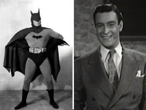 Lewis Wilson - Batman Serial (1943)