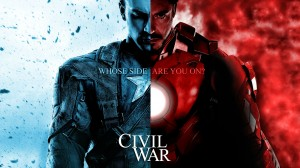 Civil War over Mutant Registration