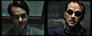 Matthew Murdock & Romo Lampkin: Twinsies