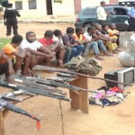 60 Criminals Were Arrested By Police In Benue State