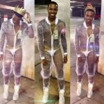 Werey Re O! Man Wears 'Transparent' Outfit In Public, Shows Off Manhood (Photo)