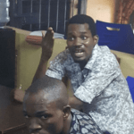 Aaah Again!!! Seun Egbegbe Arrested  After Trying To Dupe Mallam Of N10 Million In Lagos