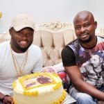 Prince Kezeem Eletu Celebrates Birthday of his Royal Empire Music First Born | @wowitsnuzak @kazeemroyal @austineletu