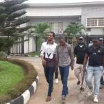 E! NEWS: Police Arrest Seun Egbegbe's Brother, Others For Helping Him To Rob