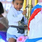 See Cute Photos Of North West At Disneyland For Her Aunt, Kourtney's Birthday