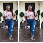 CELEB: Actress Eniola Badmus Steps Out In Style