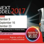 GLAM NEXT TOP MODEL AUDITON!!!