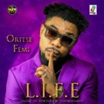 "Oriste Femi Releases Artwork & Tracklist For His Forth Coming Album ""L.I.F.E"" [SEE PICTURE]"