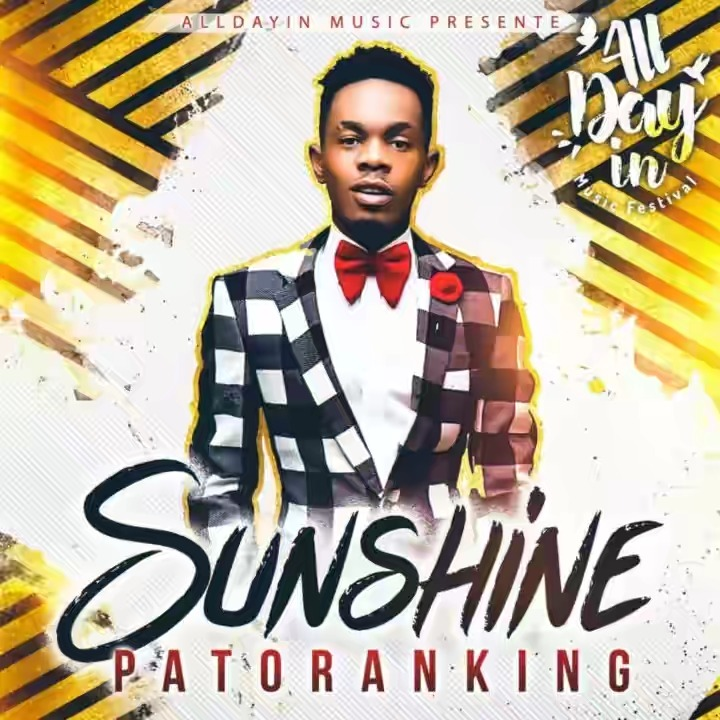 MUSIC: Patoranking – Sunshine
