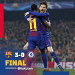 VIDEO: Barcelona vs Chelsea 3-0 – Highlights & Goals (Aggregate 4-1)