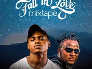 DJ Latitude & DJ Baddo – Fall In Love Mixtape