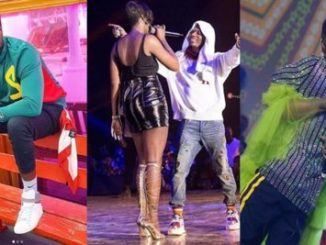 """Tiwa Savage Reacts To Her """"Seductive Video"""" With Wizkid"""