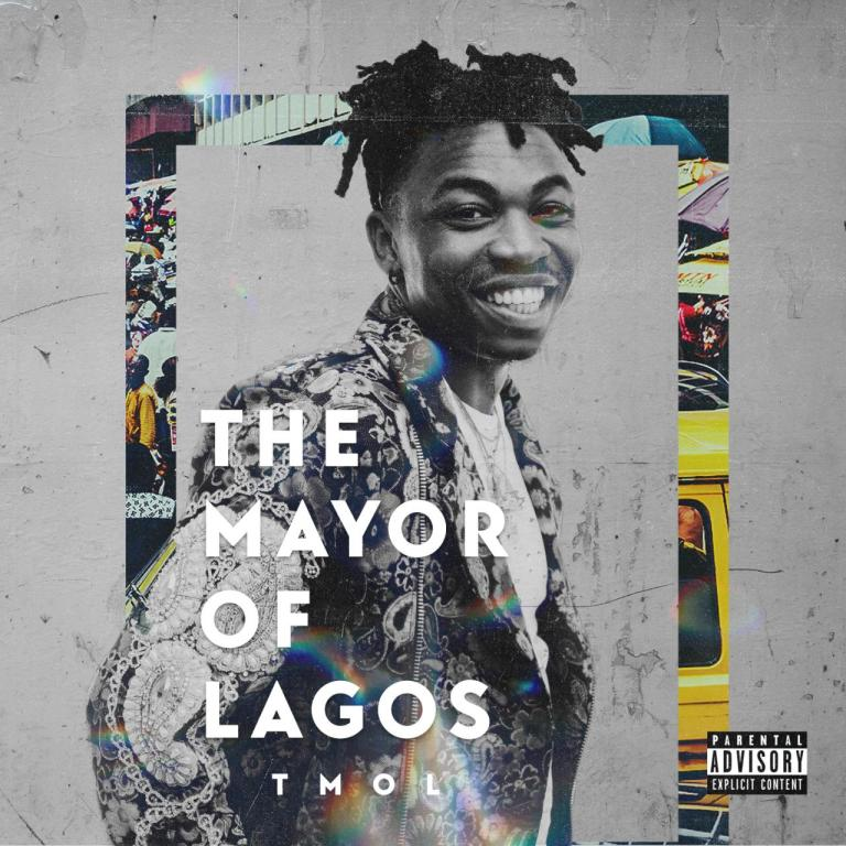 Mayorkun Unviels The Album Art & Tracklists Of His Debut Album