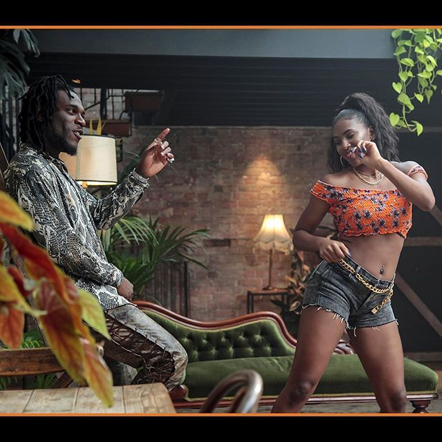 Burna Boy – On The Low (Video)