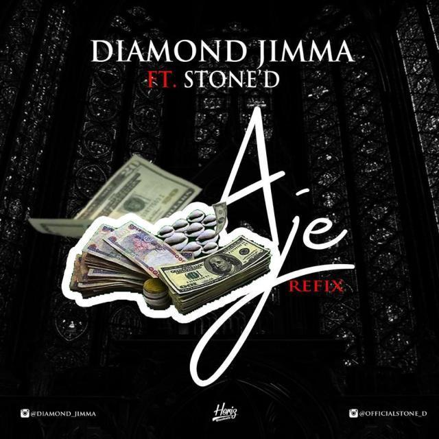 Diamond Jimma x Stone D – Aje (Cover)