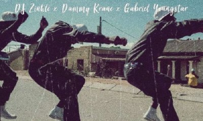Dammy Krane ft. DJ Zinhle, Gabriel Youngstar – Heavy Duty