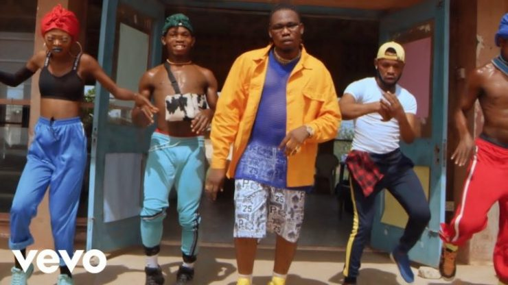 VIDEO: Qdot – Koshi Danu