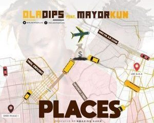 INSTRUMENTAL: OlaDips ft. Mayorkun – Places