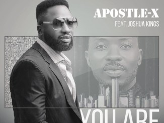 Apostle X – You Are ft. Joshua Kings