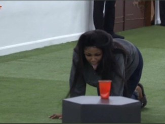 #BBNaija 2019: Watch moment Tacha mimicked a goat (Watch Video)