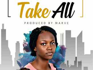 Onwon Arong - Take All (prod. Marv-C)