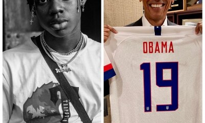 "Rema's Single ""Iron Man"" Listed As 1 Of Barack Obama Summer Song"