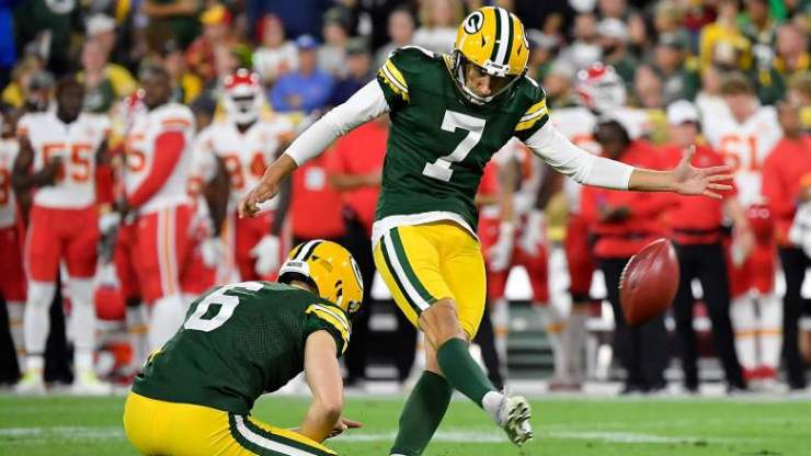 Former Packers Kicker Parlays Strong Preseason Into Job With Jets