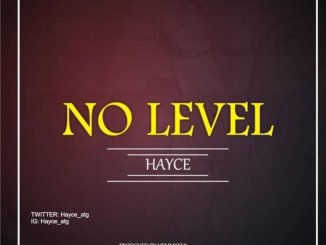 Hayce - No Level