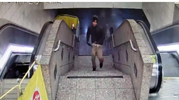 Seattle Light Rail Station Shooting: 1 dead, 2 wounded (Watch Suspect Video)