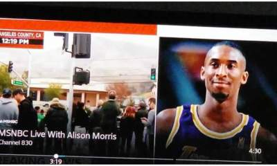 Alison Morris Says She 'Did Not' Use Racial Slur During Kobe Bryant Report