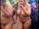 LEAK: See Naked Video Of 4 Young Ladies Who Went To Robbed A Man N20 Millions