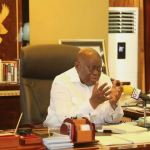 'It's Not True- I was never flown to the UK for Covid-19 Treatment – President Akufo-Addo