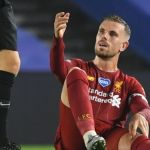 Klopp confirms Henderson will miss rest of the season