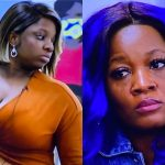 #BBNaija2020: Stop mocking Ka3na – Lucy tells Dorathy, breaks down in tears