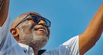 Akeredolu Defeats Jegede Again, Re-Elected As Governor