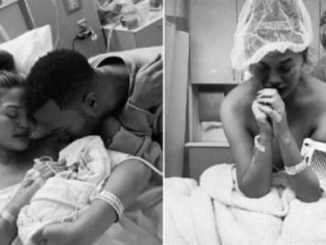 American singer, John Legend and Chrissy lost their new baby