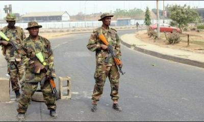 Leaked Video Of Nigerian Security Personnels Murdering A Young Protester In Broad Daylight Breaks The Internet (Video)