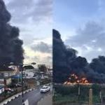 """No life lost"" to fire incident on Otedola Bridge – Police Command in Lagos"