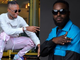 Watch Laycon Drops Bars On DJ Neptune's 'Nobody' Remix (Video)