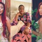 Erica shares photo of her mother (See Fans reaction)