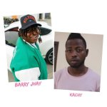 Singer Barry Jhay arrested in Ghana in connection to the death of his label boss, Karshy Godson