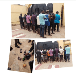 EFCC arrests 30 Suspected Yahoo Boys, Recovers The 'Grace' They Share in Fellowship