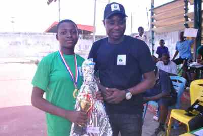NGO Empowers Young Tennis Players In Ondo State