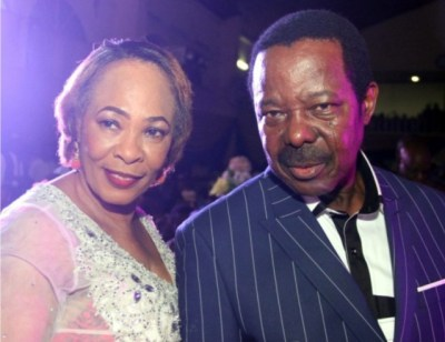 King Sunny Ade's wife, Hon. Risikat is Dead [PHOTO]