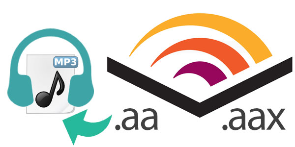 Download Audible AA/AAX audiobooks and convert them to MP3